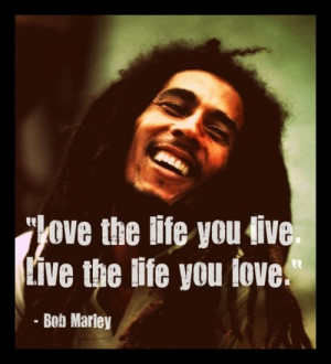 Magic Monday: Bob Marley Quotes
