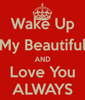 is too short to wake up please wake up love by wake up love