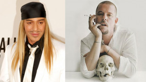 """John Galliano and Lee Alexander Mcqueen, two """"casualties"""" of the ..."""