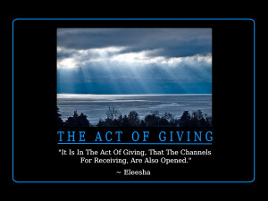 Quotes - Quote on Giving Back - Ways to Give Something Back -Community ...