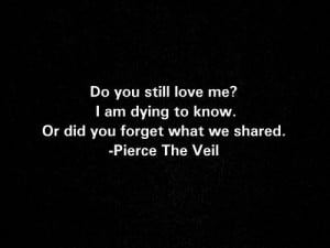 ... nights # pierce the veil # ptv # lyrics # songs # song quotes # quotes