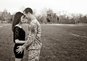 Military Quotes And Sayings Love ~ Military: A beautiful true love ...