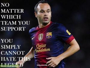 Andres Iniesta Quotes Tumblr Andres iniesta.