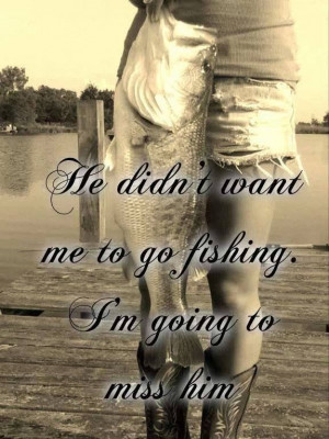fishing love quotes and sayings for girls