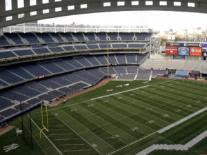 Yankee Stadium Football Configuration