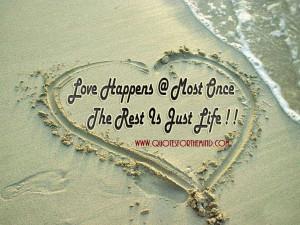 Deep Love Quotes HD Wallpaper 2