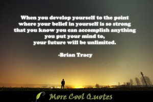 belief quotes - Brian Tracy