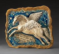 Pegasus - quote - sculpture