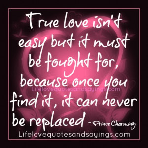 finding true love quotes