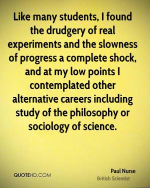nurse science quotes british scientist born january 25 1949 0