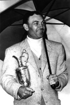 The most important shot in golf is the next one quot Ben Hogan