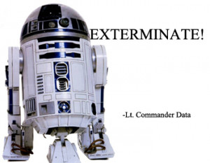 Exterminate Troll Quotes!