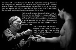 quotes rocky quotes mickey goldmill quotes rocky mickey quotes