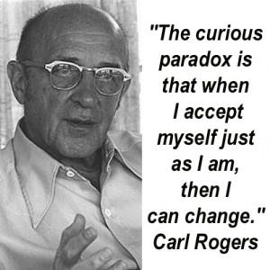 Carl Rogers, Creativity and the RSA