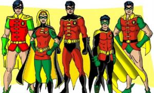 Comicbook: Robin