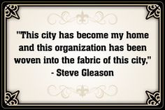 Steve Gleason #Saints #NOLA #NoWhiteFlags