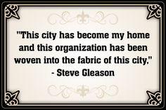 Steve Gleason #Saints #NOLA #NoWhiteFlags