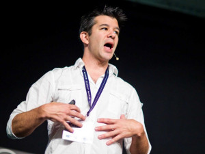 ... genius of controversial multibillionaire Uber CEO Travis Kalanick