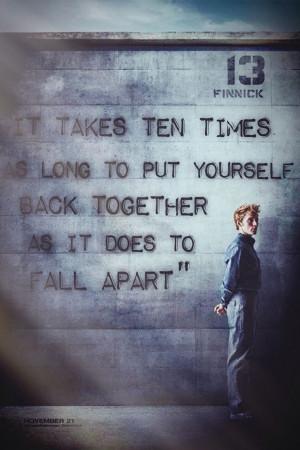 Finnick Odair - The Hunger Games