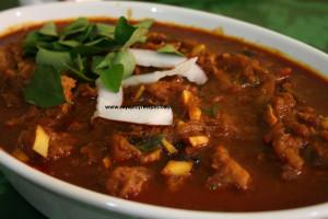Kerala Nadan Spicy Beef Curry