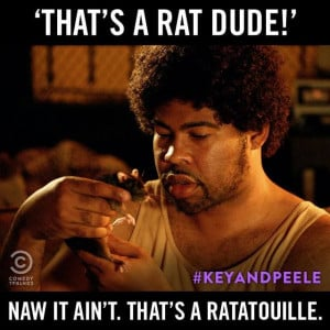 Key & Peele Ratatouille