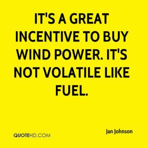 Wind power Quotes