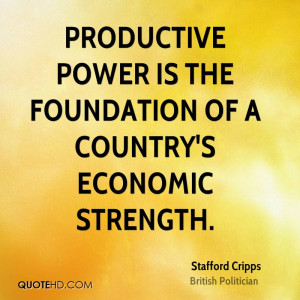 Stafford Cripps Quotes