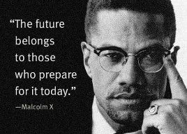 American Quotes, African American, Quotes Malcolm, Inspirational ...