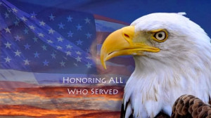 honor of those who have served in our United States Military and ...