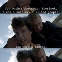 Watson Sherlock Holmes...