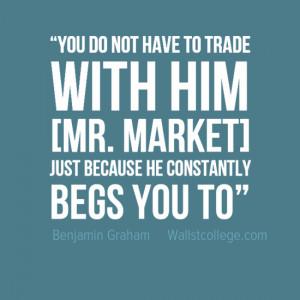 Benjamin Graham -17 Best Picture Quotes