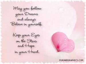 Inspirational Quotes: Keep Your Eyes On Stars…