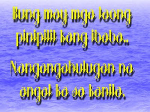 Patama Quotes Sa Kaaway Tagalog Quot Songs Opm Lyrics