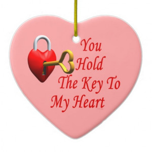 you_hold_the_key_to_my_heart_ornament ...