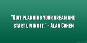 Alan Cohen Quote