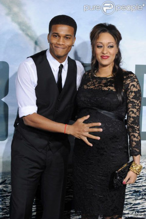 Cory Hardrict And Tia Mowry Son