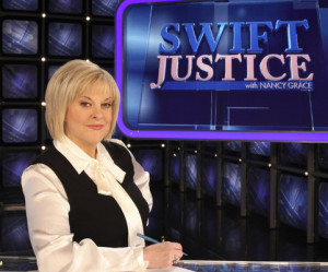 """Nancy Grace Is Out, Jackie Glass Is In At HLN's """"Swift Justice"""""""
