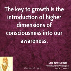 Higher Consciousness Quotes