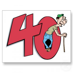 Forty Things Before I Turn 40