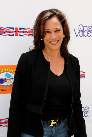 Kamala Harris Attorney General Kamala Harris arrives at the 5th Annual