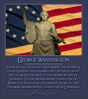 Quotable Quotes: George Washington