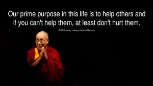14 Wisdom Quotes by the 14th Tibetian Dalai Lama