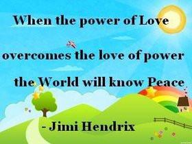 nature sayings photo: Power of Love Nature_.jpg