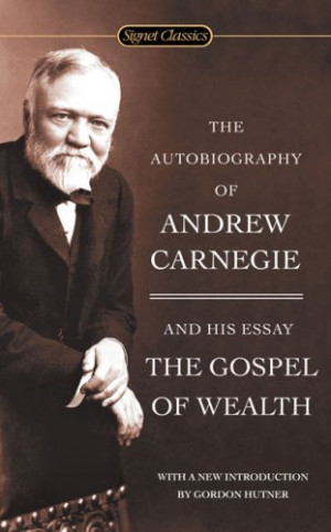 Andrew Carnegie Quotes On Wealth. QuotesGram