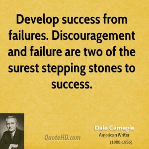 Dale Carnegie Success Quotes