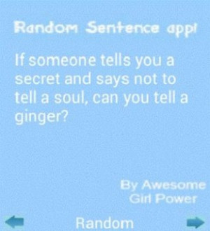 ... jokes about gingers and redheads read your favorite jokes for free