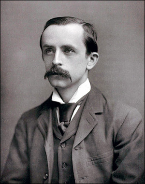 How bad was J.M. Barrie?