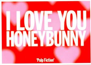 Bugs Bunny Teddy Bear Love You