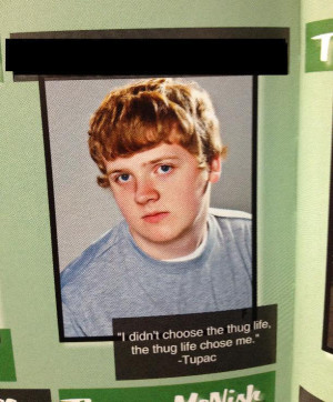 senior high school yearbook quote pic i am bored picture