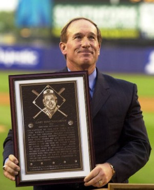 "Thread: Gary Carter's brain cancer treatment is ""extremely grave ..."